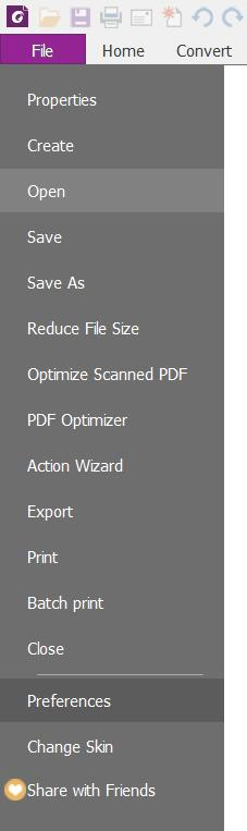How to Switch the User Interface (UI) Language in Foxit PhantomPDF